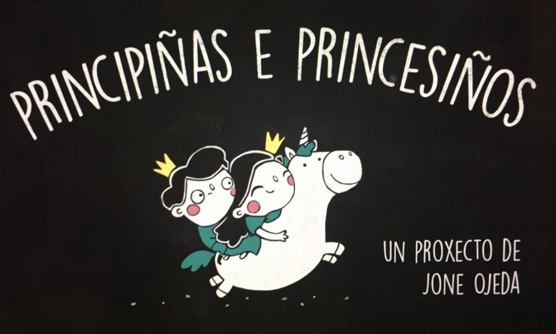 Principiñas e princesiños